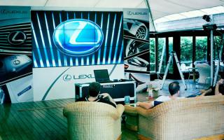 Lexus l'evento: l'esclusiva della LFA